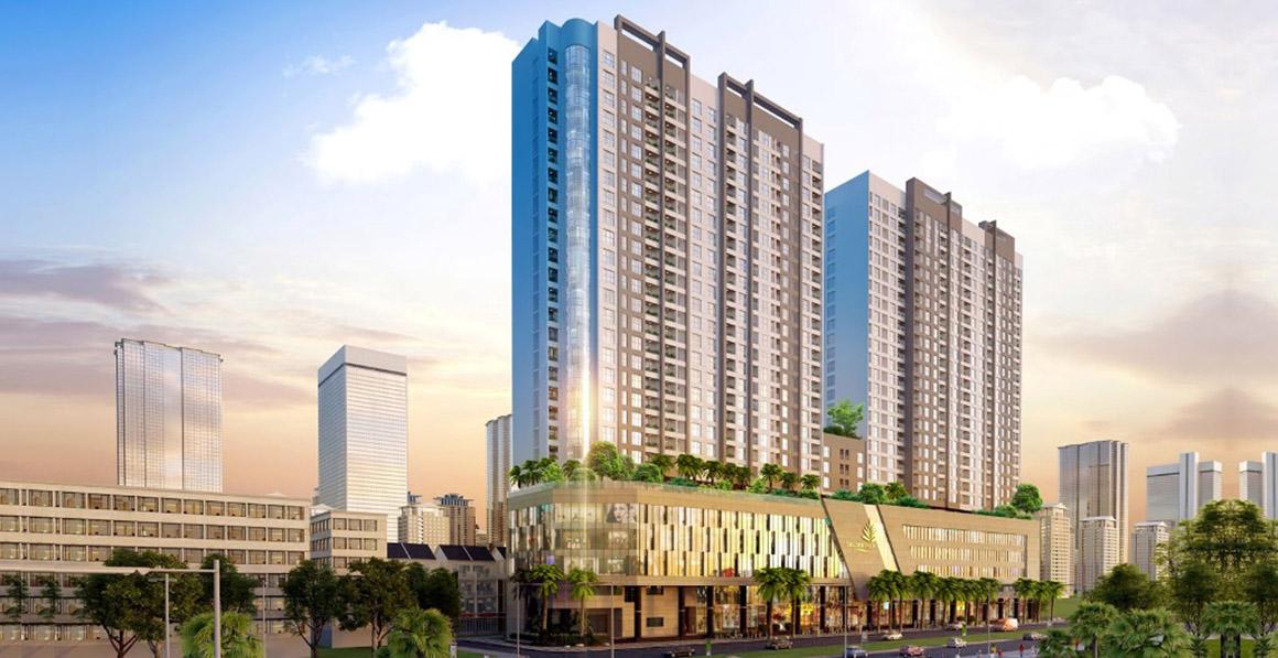 Thiết kế căn hộ căn hộ Opal Skyline Bình Dương
