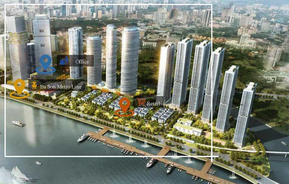 Thiết kế dự án The Centennial Sài Gòn