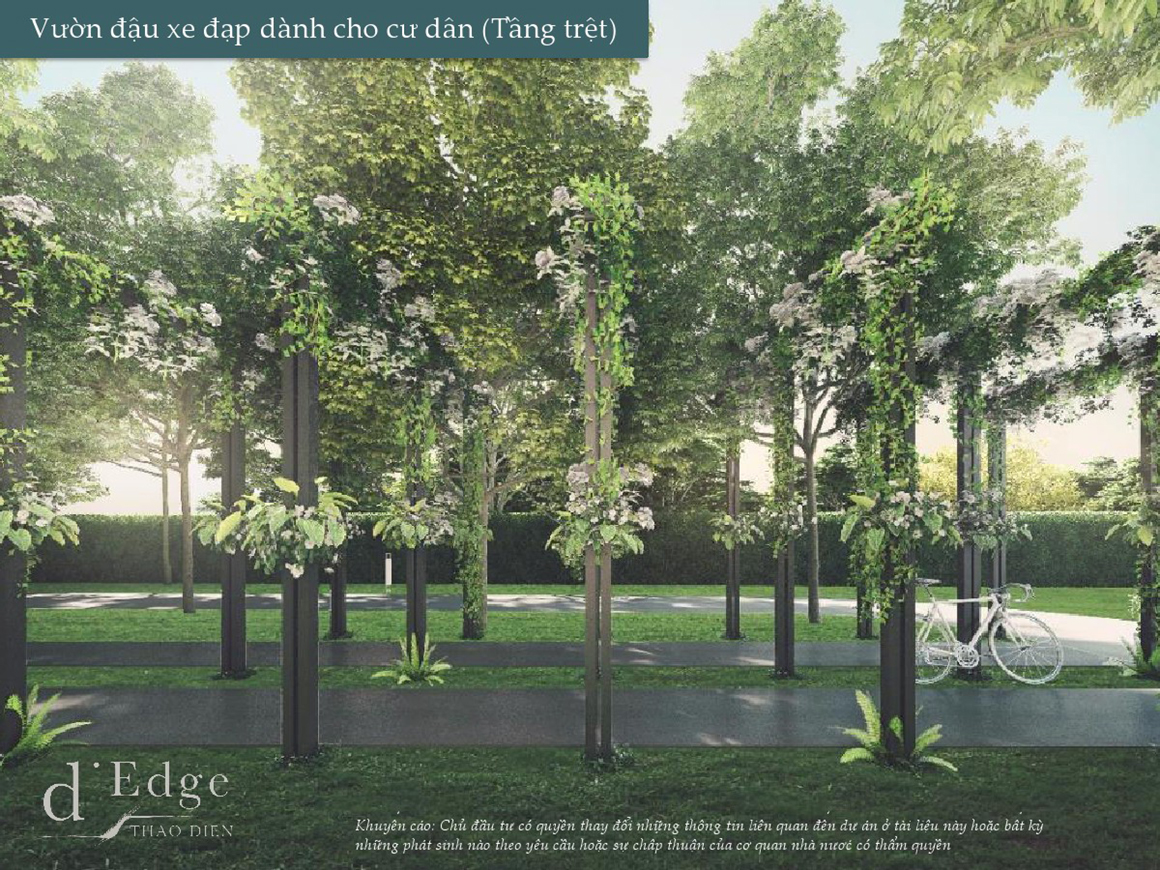 Tiện ích dự án căn hộ D'EDGE THẢO ĐIỀN (5)