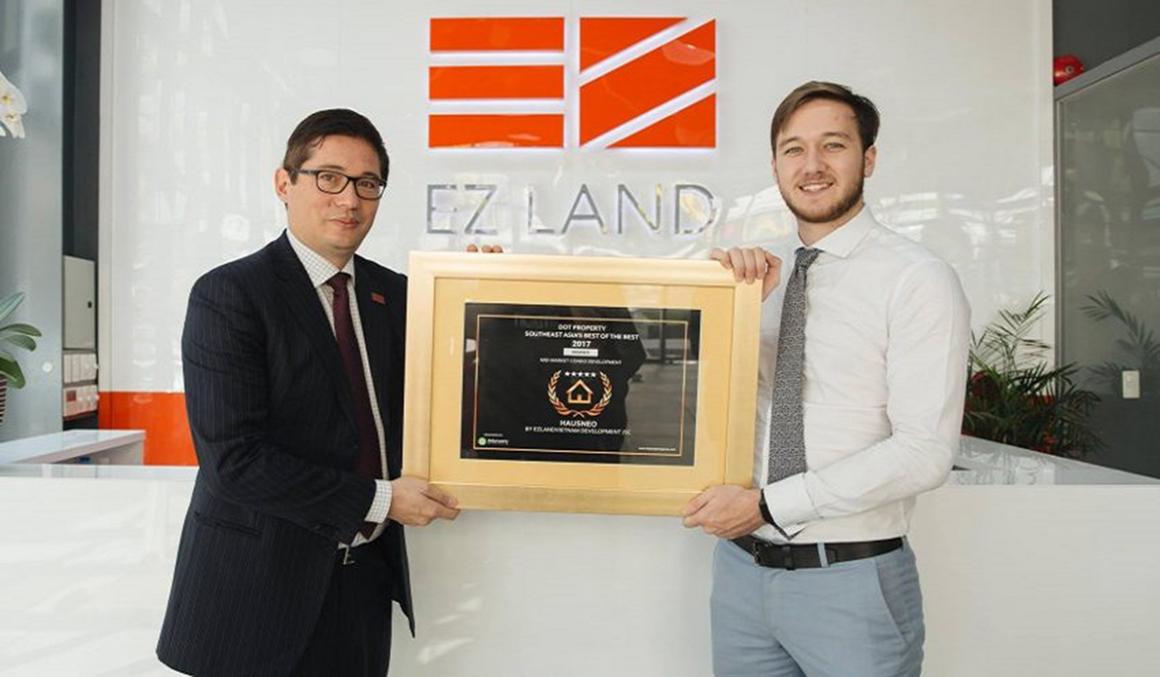 Chủ đầu tư dự án căn hộ chung cư Hausbelo Quận 9 Đường Liên Phường chủ đầu tư Ezland