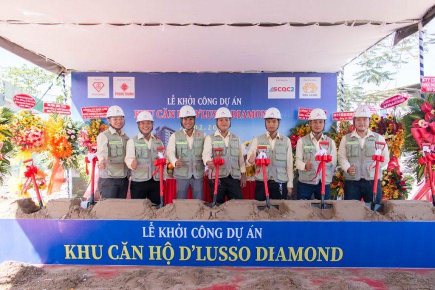 Đơn vị thầu xây dựng của dự án là nhà thầu Phước Thành. Một trong những nhà thầu uy tín trong các năm gần đây ở BĐS Hồ Chí Minh