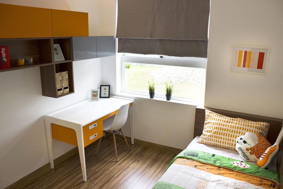 Nhà mẫu căn hộ 9 View Apartment 1