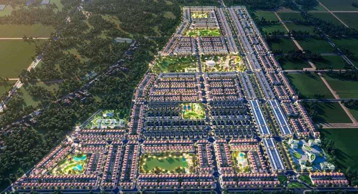 Phối cảnh dự án Gem Skyworld Long Thành Đồng Nai