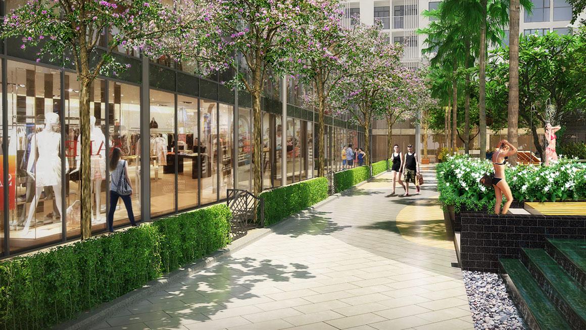 Shopping Housee dự án Jamila Khang Điền Quận 9