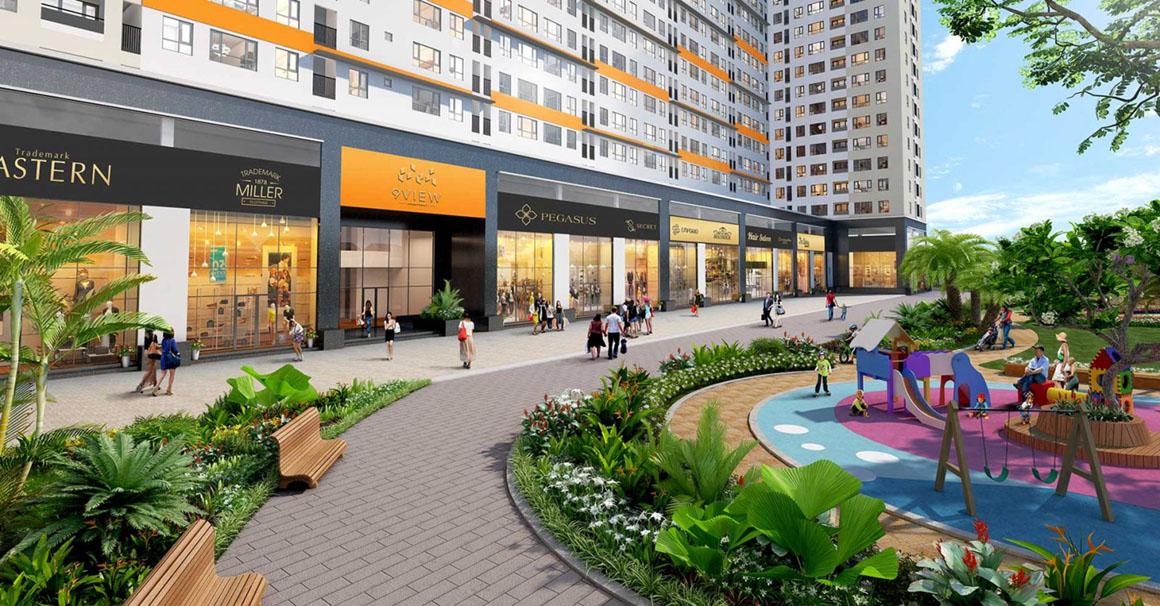 tiện ích căn hộ 9 View Apartment 1