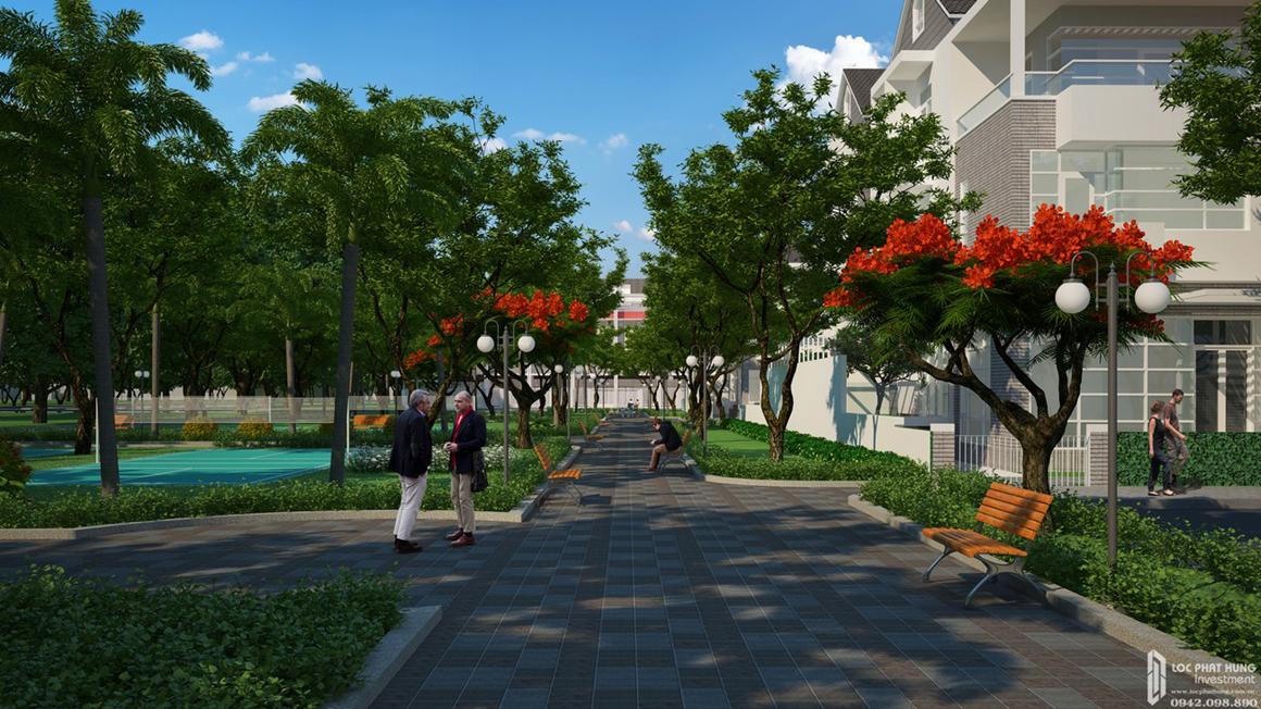 TIện ích dự án HỒ GƯƠM XANH THUẬN AN CITY 1