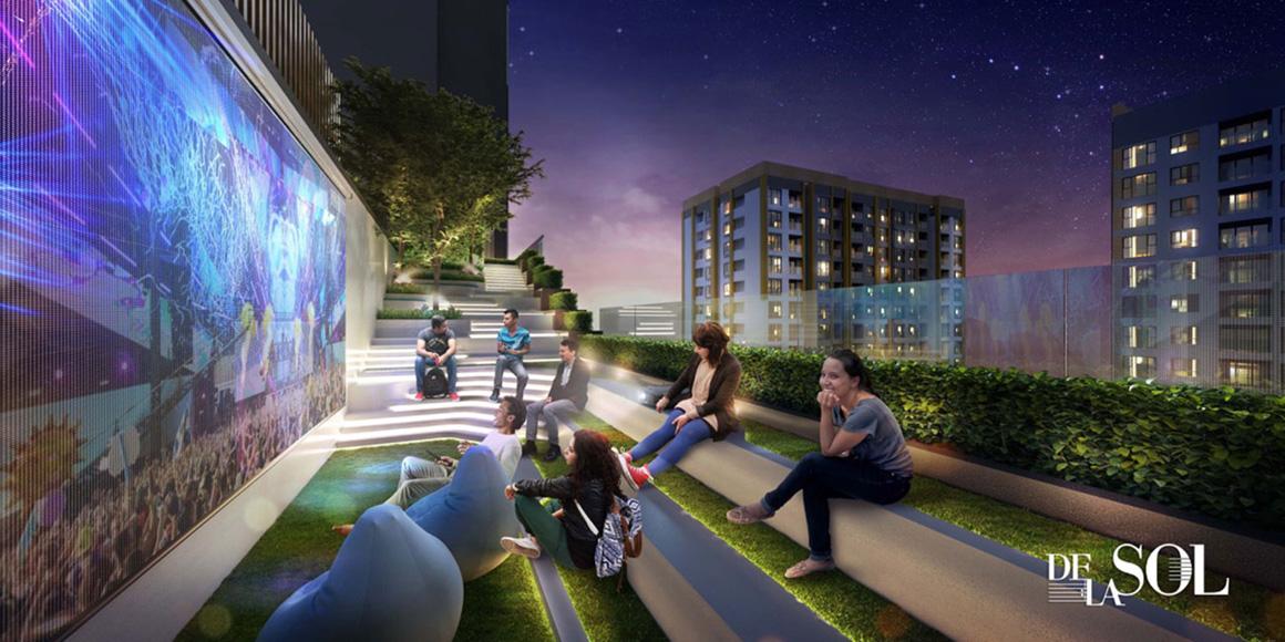 Tiện ích nội khu dự án căn hộ Delasol
