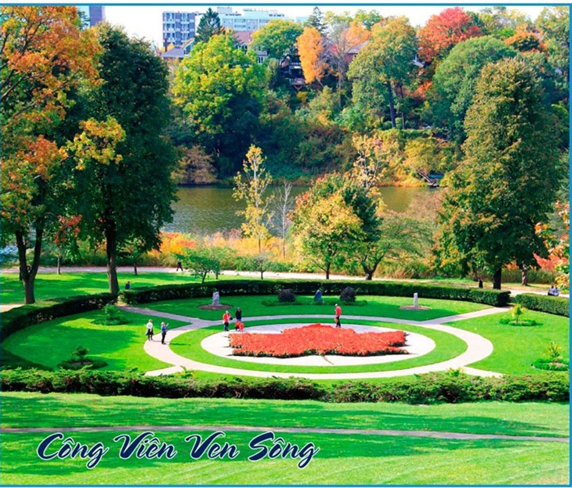 Công viên ven sông RIVER PARK TOWER