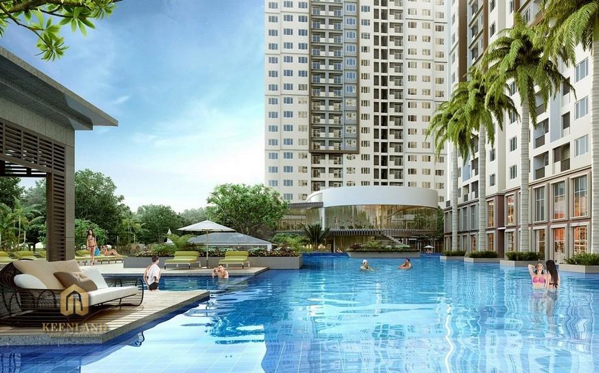 Mua bán cho thuê dự án căn hộ C River View Bình Dương