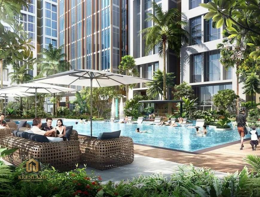 Mua bán cho thuê dự án căn hộ Green Square