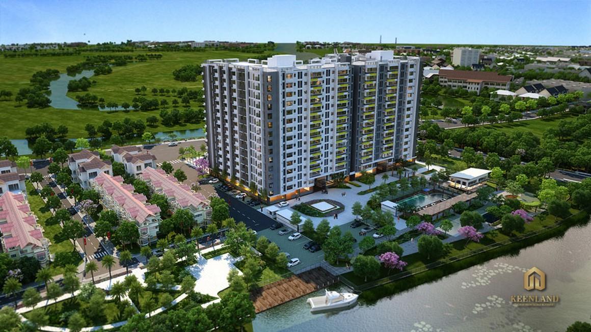 Mua bán cho thuê dự án Flora Anh Đào Quận 9