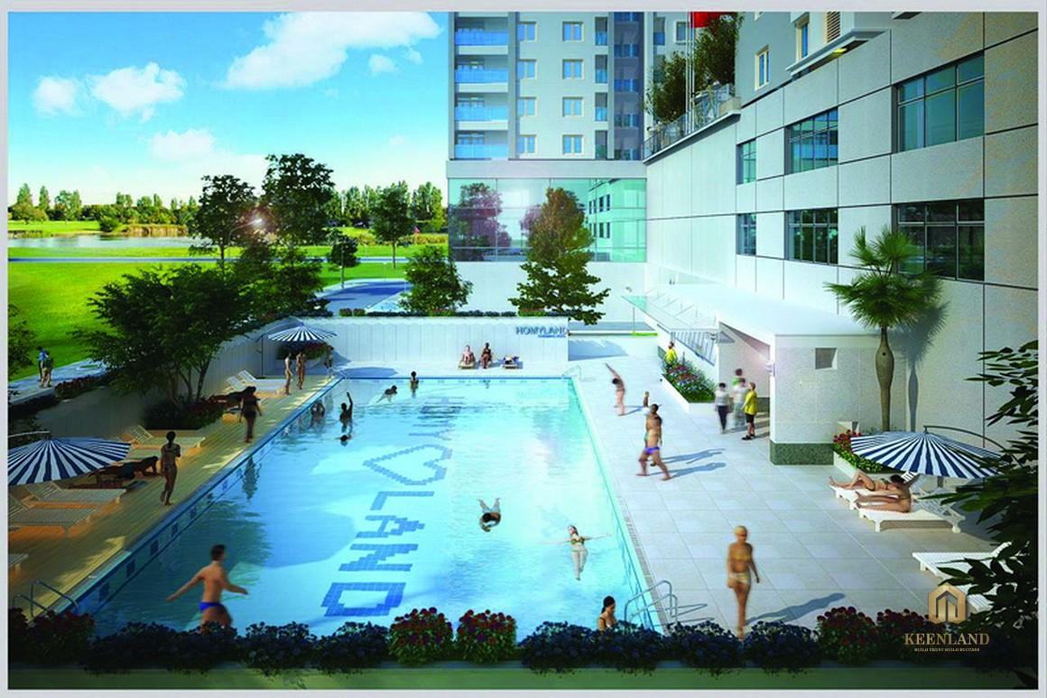 Mua bán cho thuê dự án căn hộ chung cư Homyland Riverside quận 2