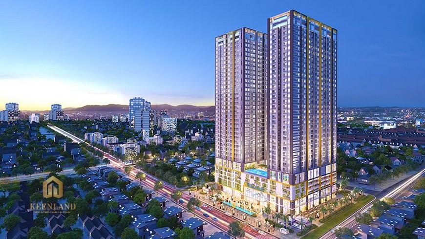 Mua bán cho thuê dự án căn hộ Phú Đông Sky Garden