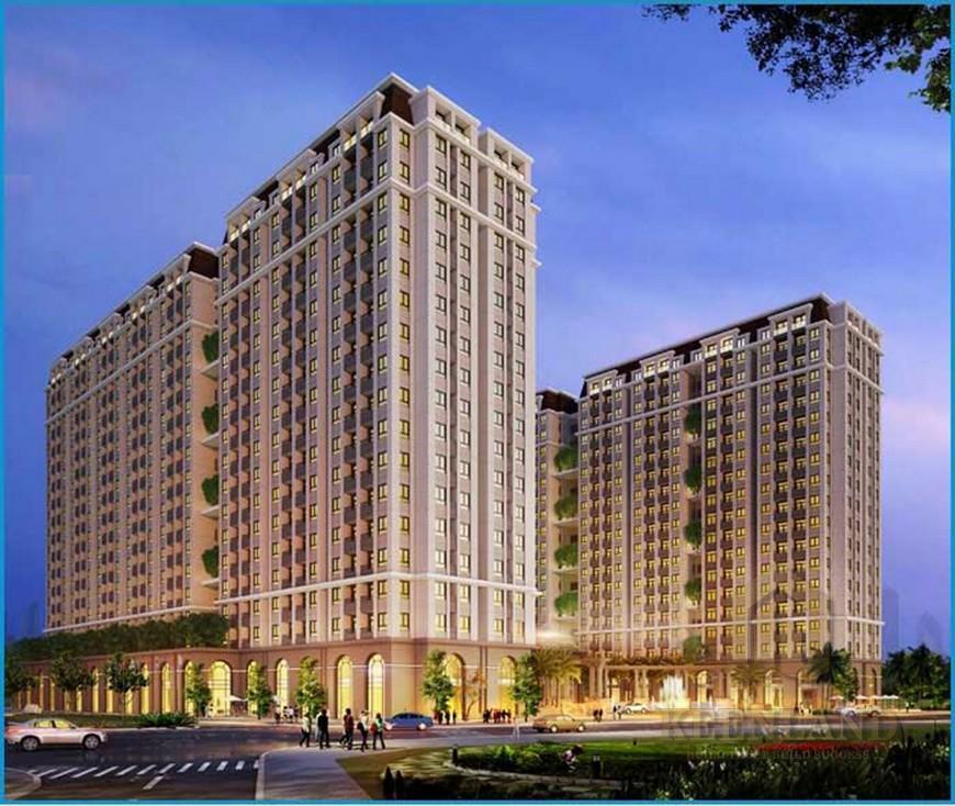 Mua bán cho thuê dự án căn hộ chung cư River Park Tower
