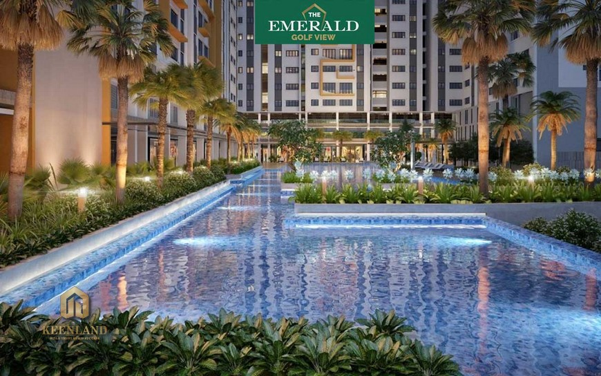 Mua bán cho thuê dự án căn hộ The Emerald Golf View