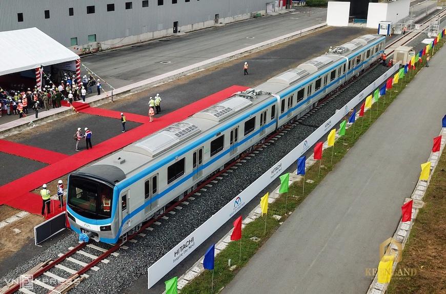 Tàu điện ngầm metro sài gòn và ảnh hưởng tăng giá nhà đất thành phố Hồ Chí Minh. Cập nhật thông tin tuyến Metro Sài Gòn Suối Tiên mới nhất 2020