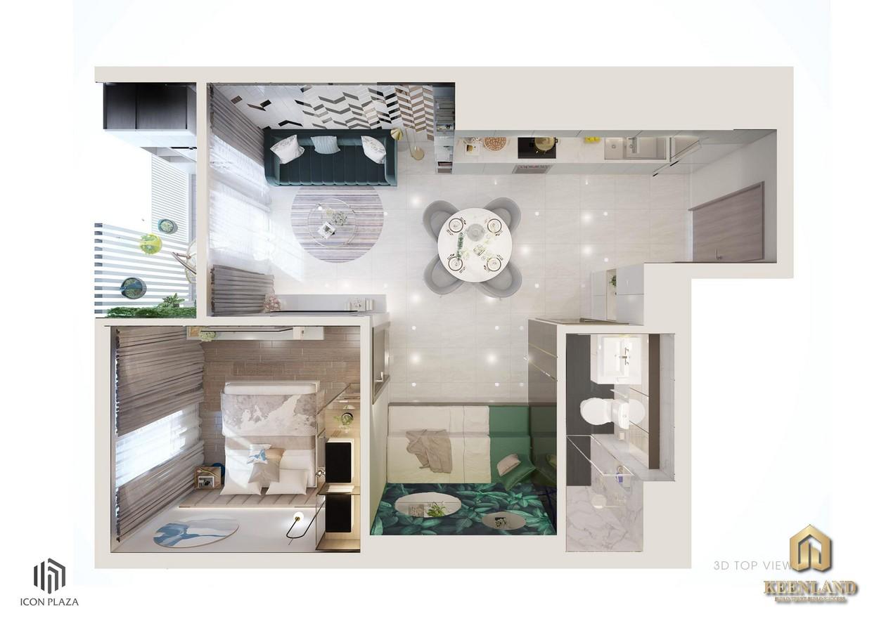 Dự án căn hộ Icon Plaza