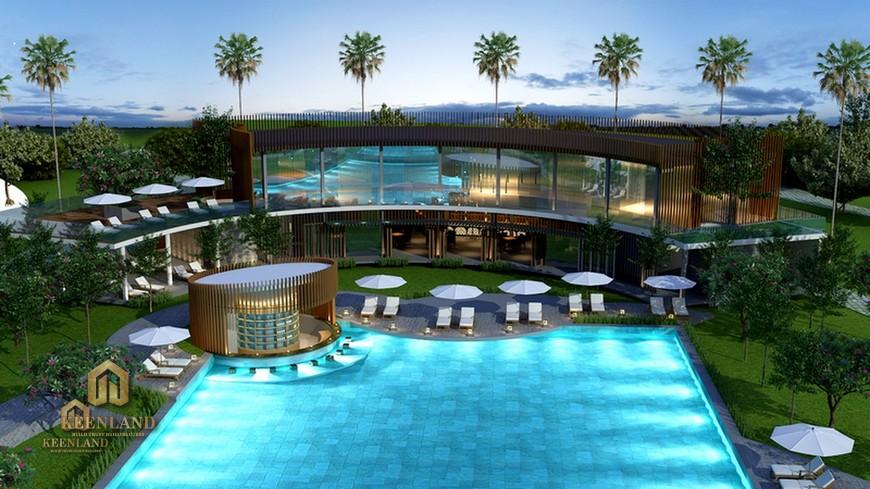 Dự án chủ đầu tư Hồ Tràm Complex