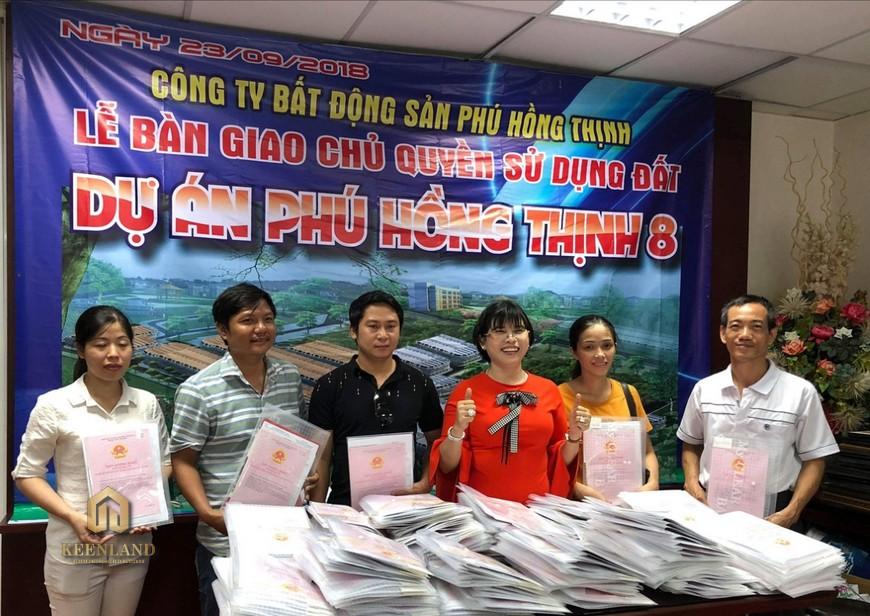 Chủ đầu tư Icon Plaza Phú Hồng Thịnh