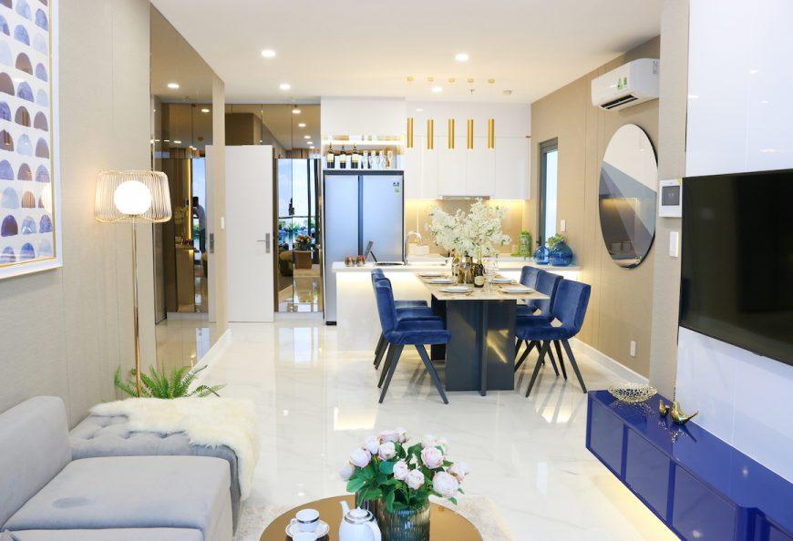 Dễ dàng mua căn hộ ven sông D'lusso Quận 2 chỉ với 1,2 tỷ