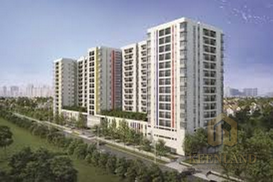 Mặt bằng thiết kế căn hộ Hausnima 3 phòng ngủ Quận 9
