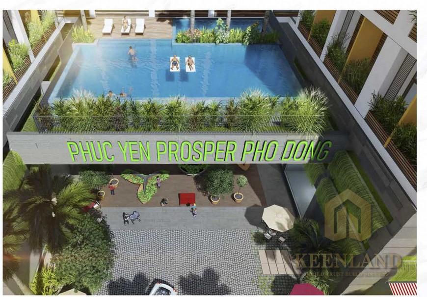 Mua bán cho thuê dự án căn hộ Phúc Yên Prosper Phố Đông Quận Thủ Đức Đường Tô Ngọc Vân chủ đầu tư Minh Hưng