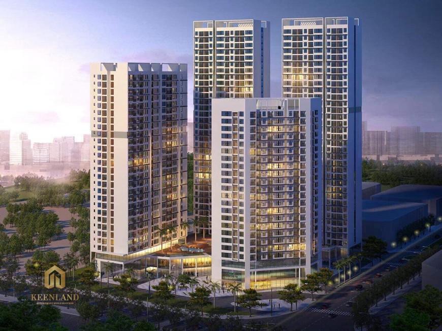 Chủ đầu tư dự án căn hộ Green Square đã và đang triển khai dự án nào ?