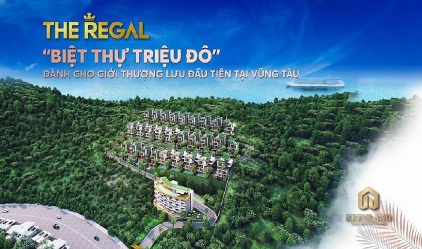 Giới thiệu tổng quan dự án biệt thự The Regal Vũng Tàu mua ban cho thue du an can ho chung cu century city long thanh1 3