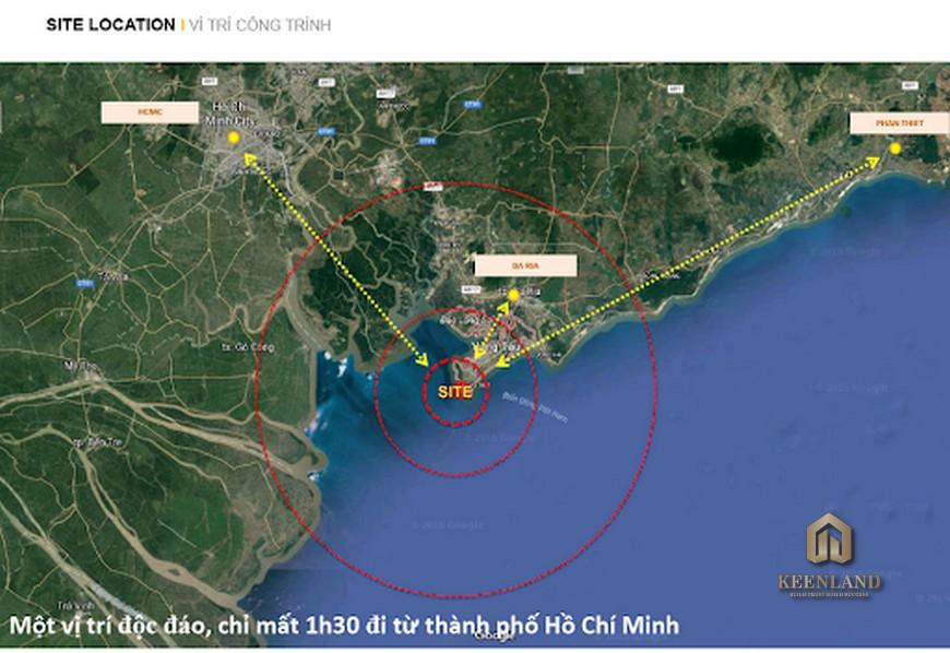 Giới thiệu tổng quan dự án biệt thự The Regal Vũng Tàu mua ban cho thue du an can ho chung cu century city long thanh1 5