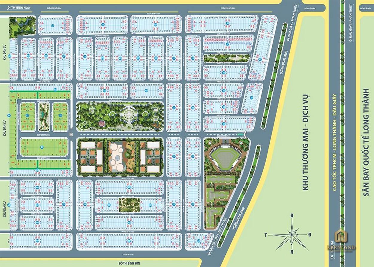DỰ ÁN ĐẤT NỀN CENTURY CITY LONG THÀNH mua ban cho thue du an can ho chung cu century city long thanh12
