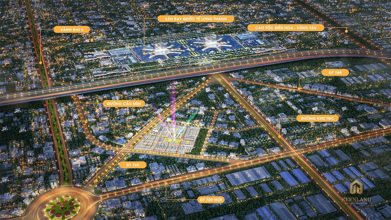 DỰ ÁN ĐẤT NỀN CENTURY CITY LONG THÀNH mua ban cho thue du an can ho chung cu century city long thanh19