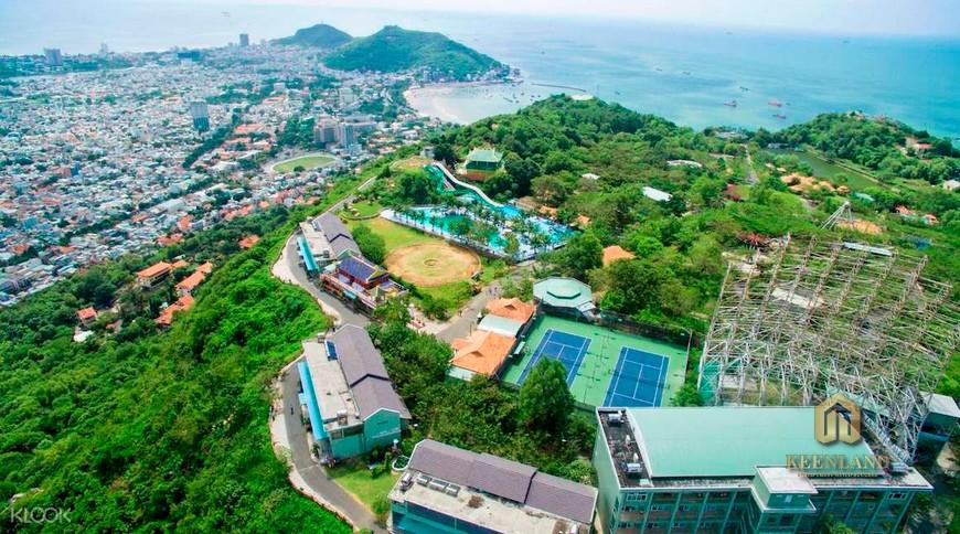 Giới thiệu tổng quan dự án biệt thự The Regal Vũng Tàu mua ban cho thue du an can ho chung cu century city long thanh2 3