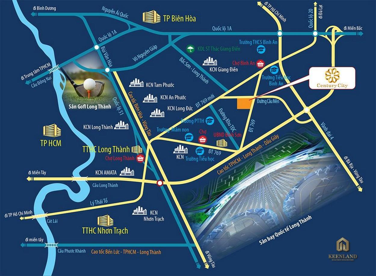 DỰ ÁN ĐẤT NỀN CENTURY CITY LONG THÀNH mua ban cho thue du an can ho chung cu century city long thanh27