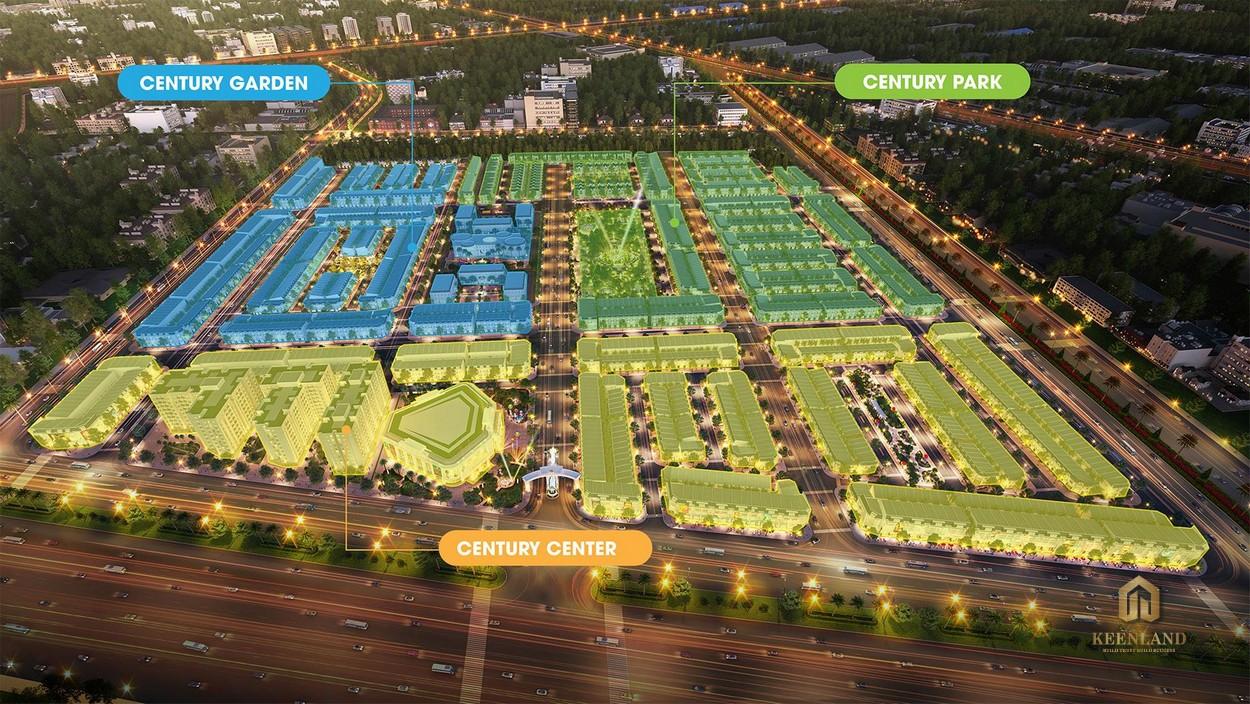 DỰ ÁN ĐẤT NỀN CENTURY CITY LONG THÀNH mua ban cho thue du an can ho chung cu century city long thanh30