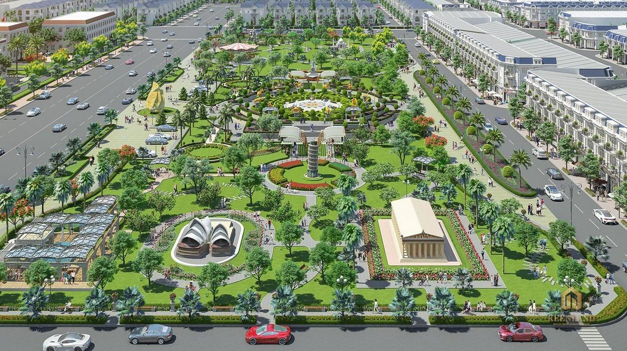 DỰ ÁN ĐẤT NỀN CENTURY CITY LONG THÀNH mua ban cho thue du an can ho chung cu century city long thanh9