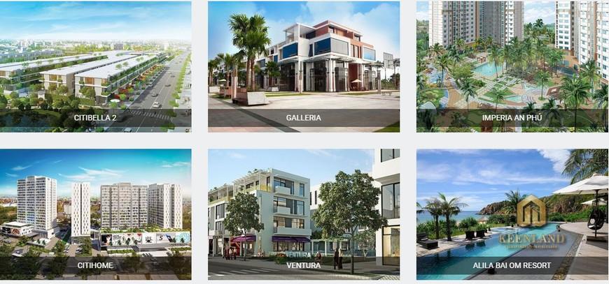 Mua bán cho thuê dự án căn hộ chung cư Citi Grand quận 2