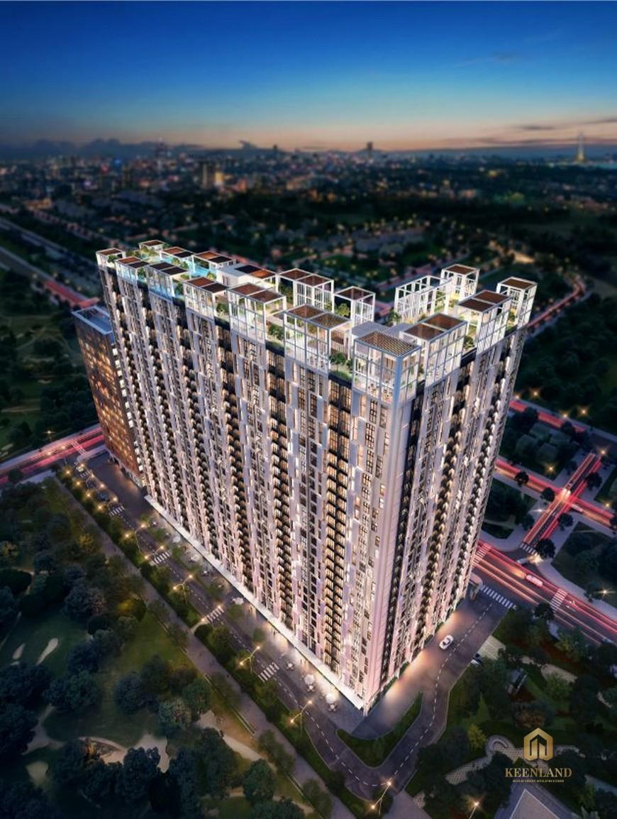 Quy mô dự án căn hộ Citi Grand quận 2