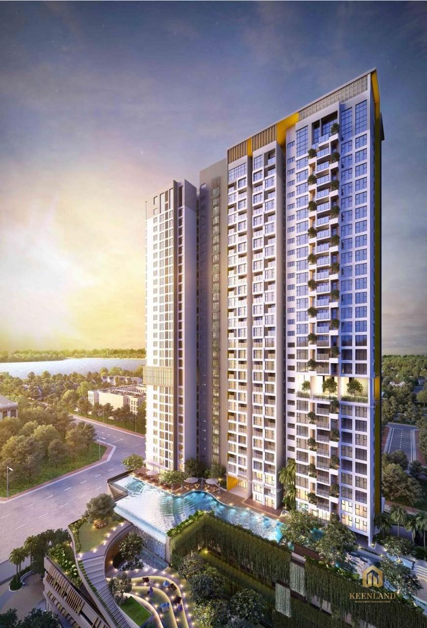 Mua bán cho thuê dự án căn hộ chung cư Define quận 2