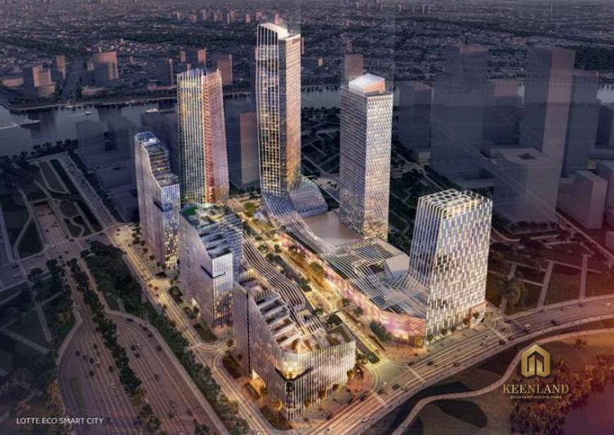 Mua bán cho thuê dự án căn hộ chung cư Eco Smart City quận 2