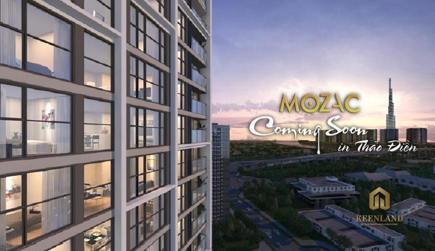Mua bán cho thuê dự án căn hộ chung cư Mozac Thảo Điền quận 2
