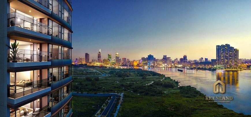Mua bán cho thuê dự án căn hộ chung cư The River Thủ Thiêm quận 2