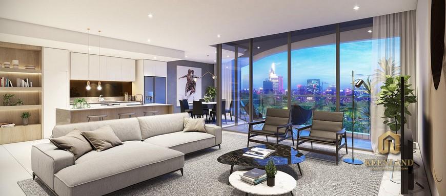 Mua bán cho thuê dự án căn hộ chung cư The River quận 2
