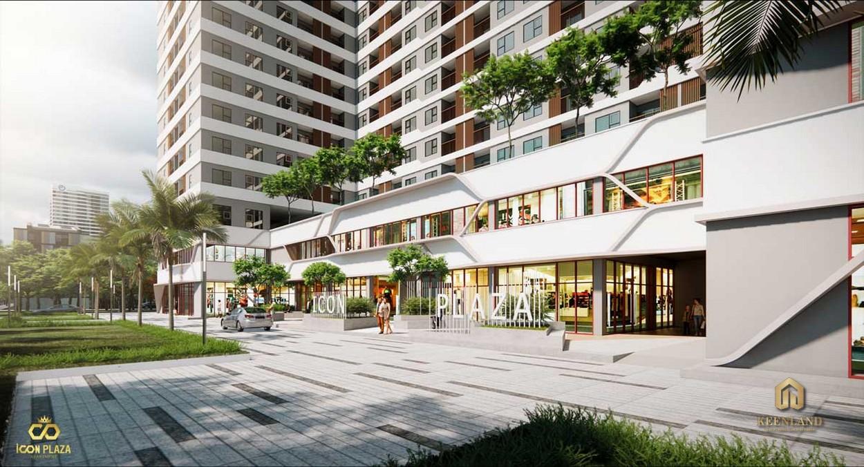Mua bán cho thuê dự án Icon Plaza Bình Dương