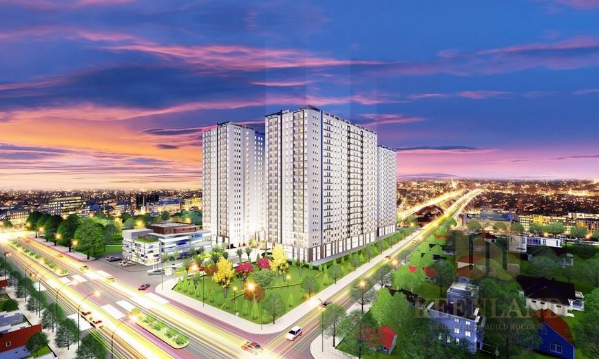 Giới thiệu tổng quan dự án căn hộ Tecco Vina Garden Quận 9