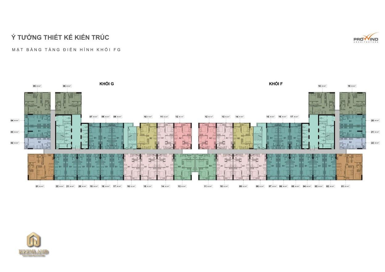 Mua bán cho thuê dự án Hồ Tràm Complex