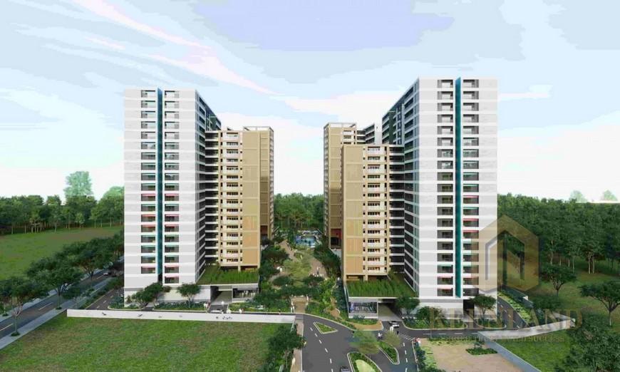 Thiết kế dự án căn hộ chung cư Hausnima Quận 9 Đường Lò Lu chủ đầu tư Ez Land