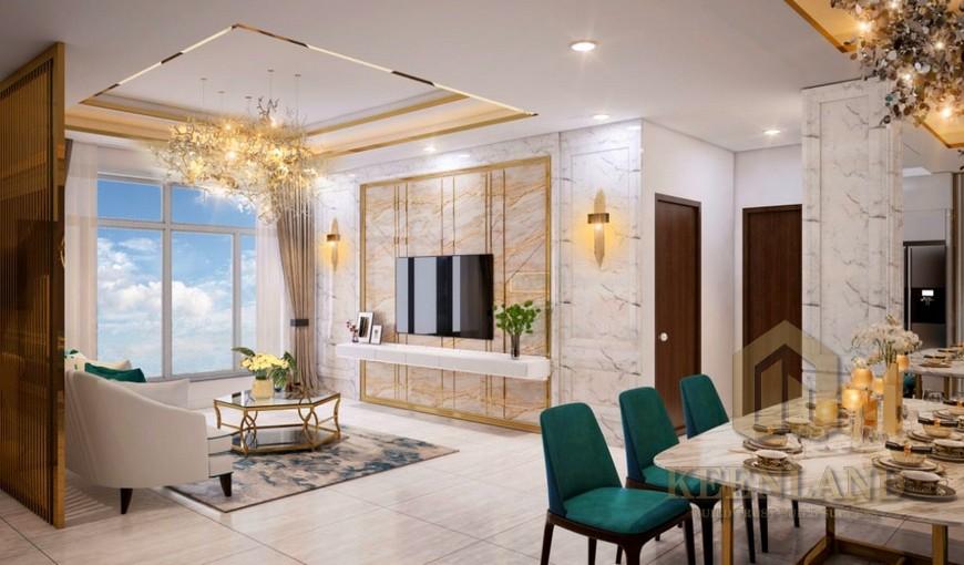 Thiết kế St Moritz Quận Thủ Đức Đường Phạm Văn Đồng chủ đầu tư Đất Xanh Group