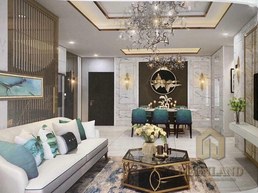Thiết kế chi tiết dự án căn hộ St Moritz Quận Thủ Đức