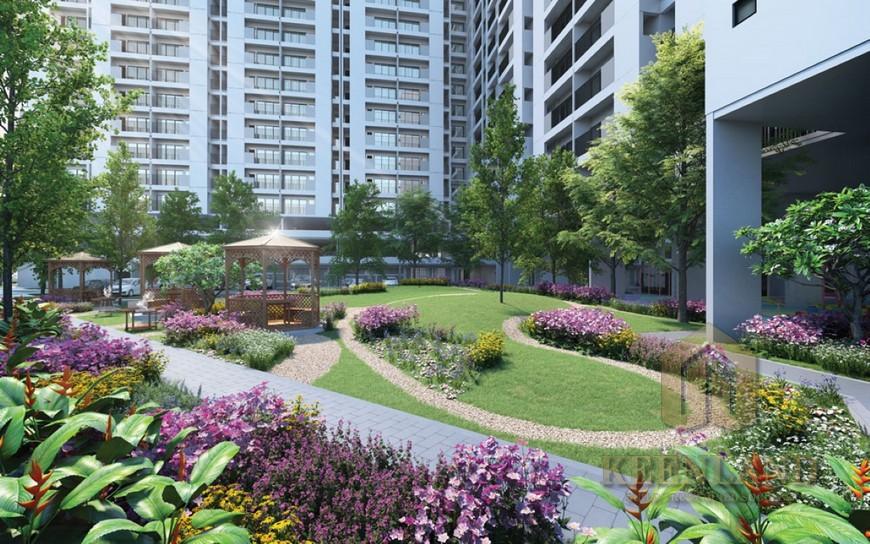 Tiện ích dự án căn hộ chung cư Hausnima Quận 9 Đường Lò Lu chủ đầu tư Ez Land