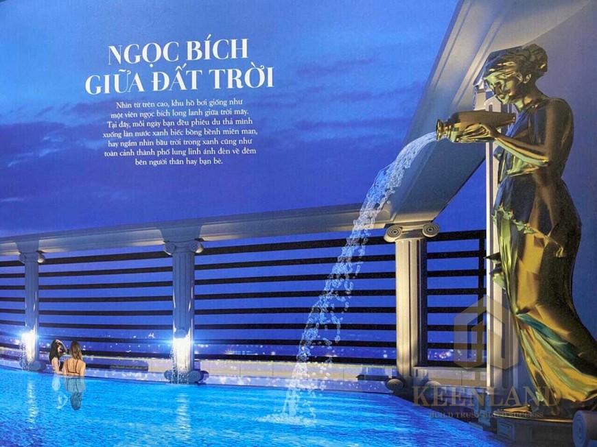 Tiện ích St Moritz Quận Thủ Đức Đường Phạm Văn Đồng chủ đầu tư Đất Xanh Group
